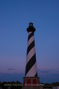 Hatteras Light Morning Twilight