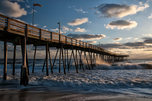 Avalon Pier Sunrise