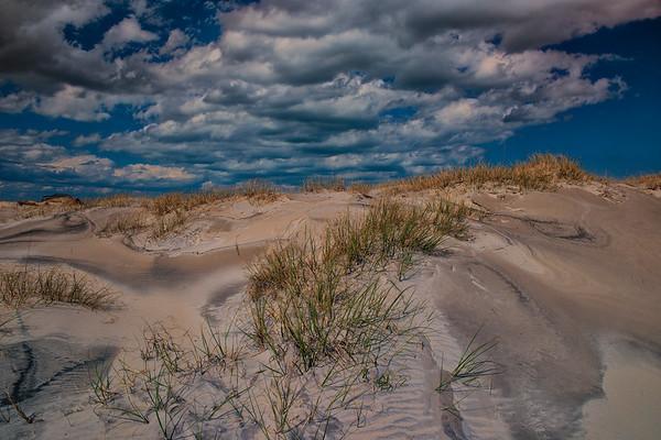 Dunes & Sky