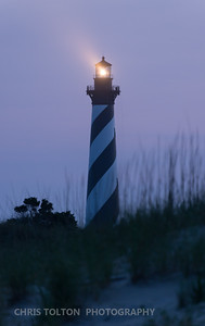 HATTERAS LIGHTHOUSE BEAM