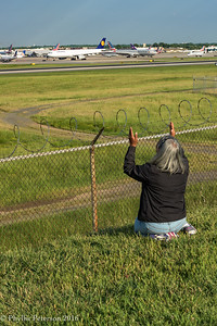 Airport Overlook © Phyllis Peterson