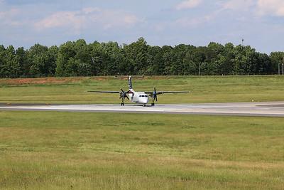 Charlotte Douglas Airport Overlook