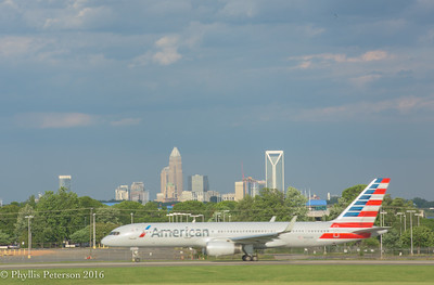 Airport Overlook © Phyllis Peterson
