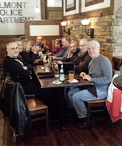 CCC Members at Lunch - © Craig Kriser