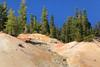 Trees atop Sulphur Works