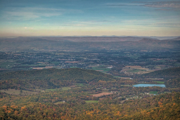 Skyline Drive - Autumn 2010