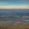 HDR photo from Stony Man Mountain overlook.