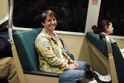 on the bart