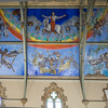 Paintings in church Newtown