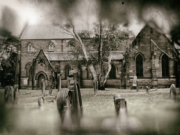 Newtown Cemetery 3