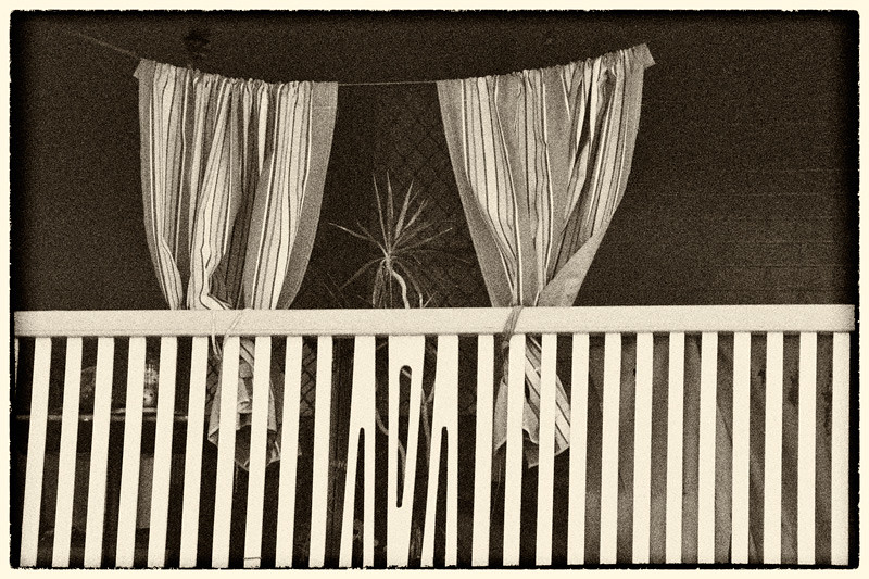 My curtains