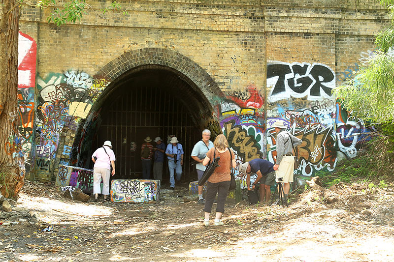 Otford Rail Tunnel