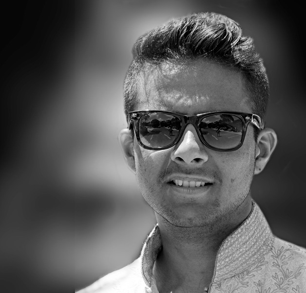 Handsome Hindu