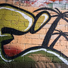 Otford Rail Tunnel graffiti 1