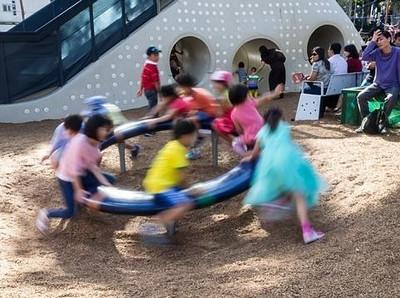 Roundabout kids