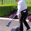Wyong Races Sweeper