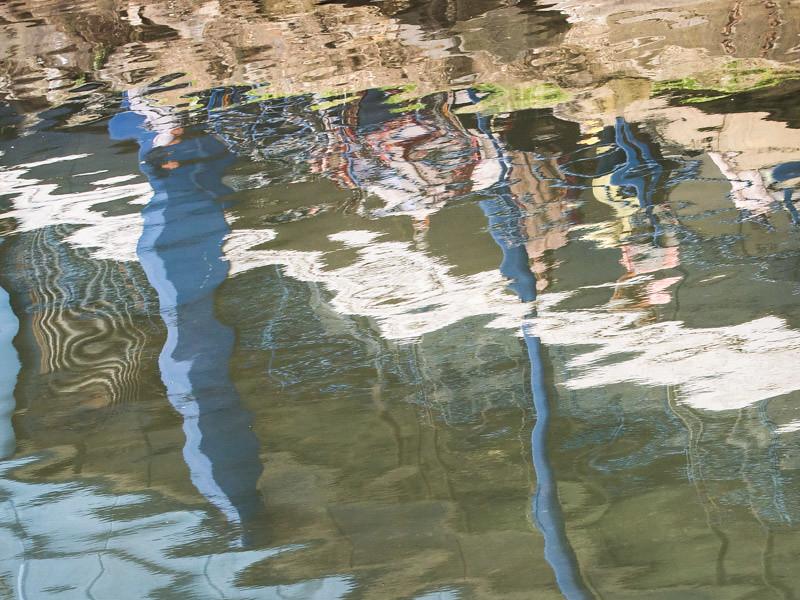 Reflection Blackwattle Bay