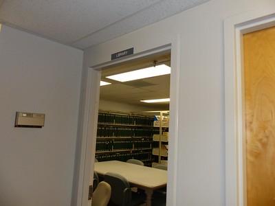 Algonquin Park library