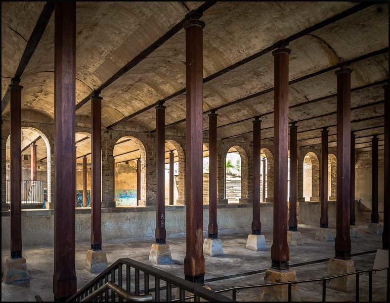 Paddington Cistern