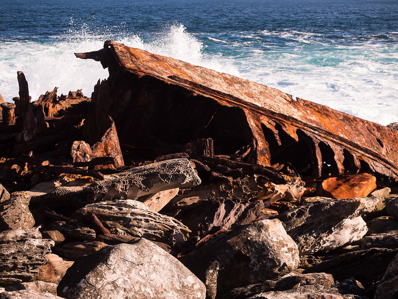 Cape Banks Wreck