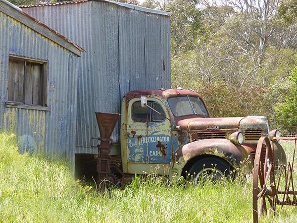 Removalist Truck Marulan