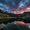 Lake Sabrina II, Eastern Sierra-1257