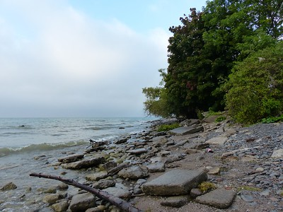 Lake Ontario shore