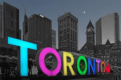 Toronto City Hall - Jan 2017