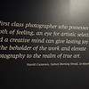 Cazneaux Quote