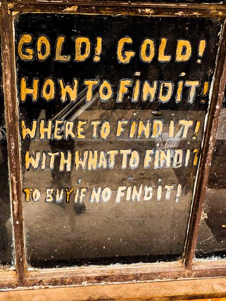 GOLD Sofala