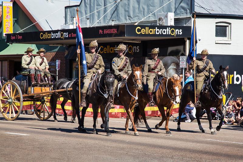 Horse Festival Parade 1