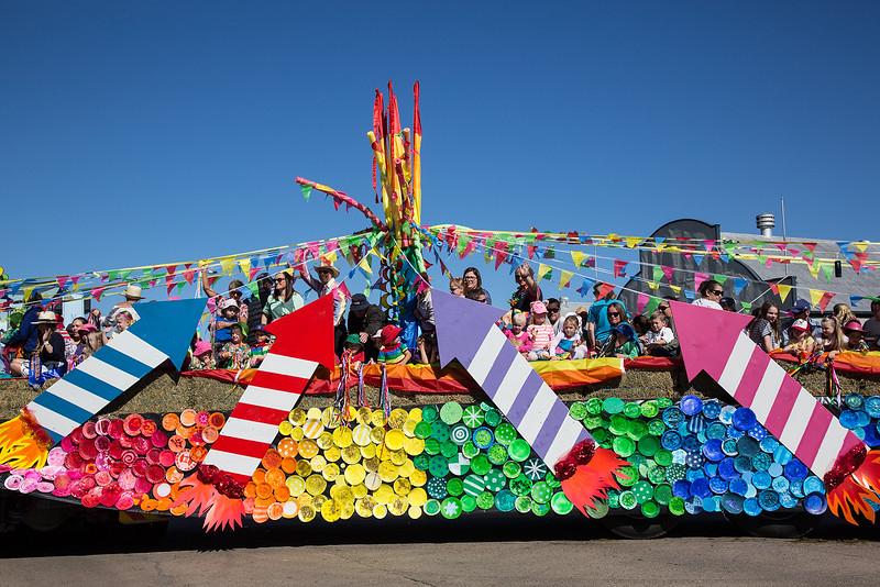 Horse Festival Parade 2