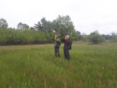 David Geale & John Geale in Area 5 - Photo by Jenny Jackman