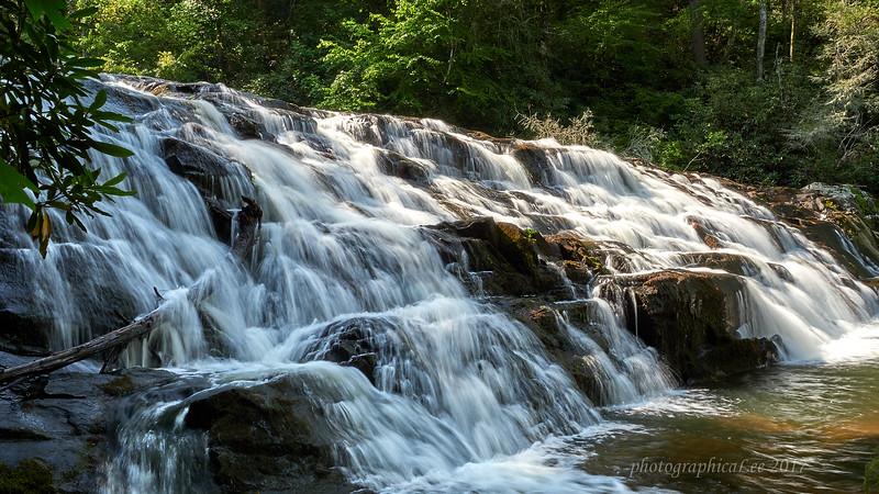 Coker Creek Falls