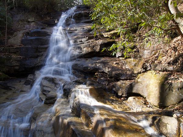 Jones Gap Falls, SC
