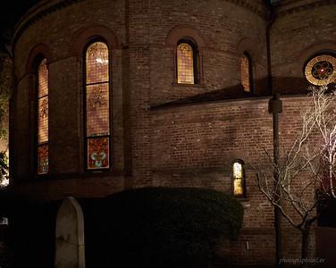 Circular Congregational Church, Charleston, SC