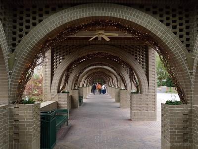 Brookgreen Garden entrance