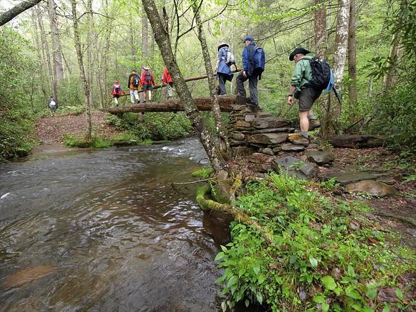 Boogerman trail, GSMNP