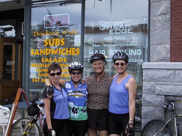 Vermont bikers