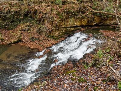 Busby Falls