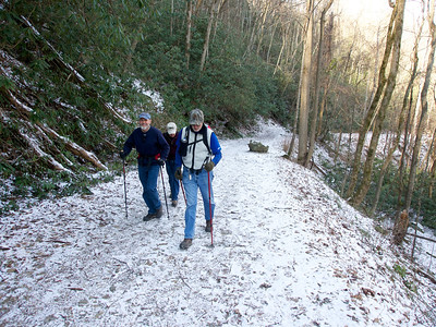 Monday Hike - Lynn Camp Prong