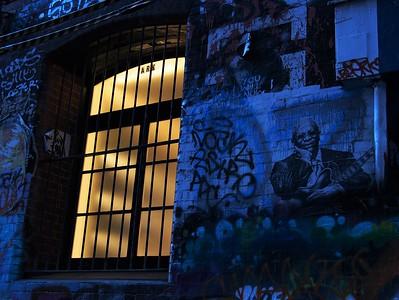 Tim Keane - Blues Window