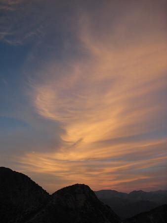 Mt Lowe 2014-07-12