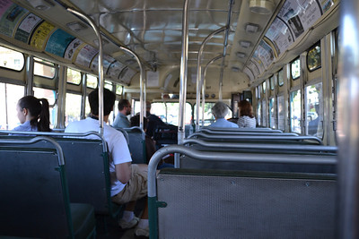 Niles Canyon Railroad Ride 7/8/12