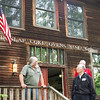 Carson Camp welcomes group to museum