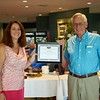 Laura honored by ORICL with first ever life membership.