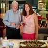 Hal Schmitt with Laura