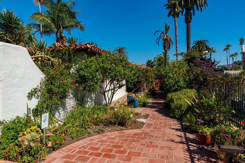 Casa Romantica, San Clemente, CA