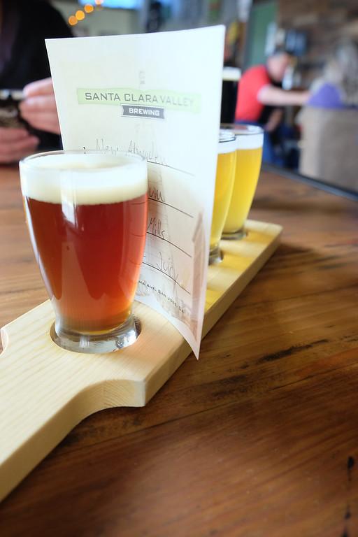 San Jose Breweries 2016