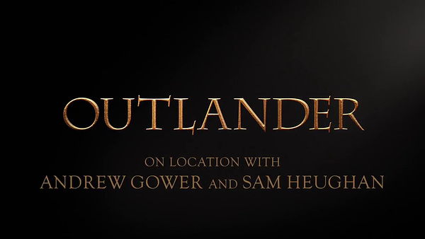 S3 Exclusive Andrew Gower & Sam Heughan